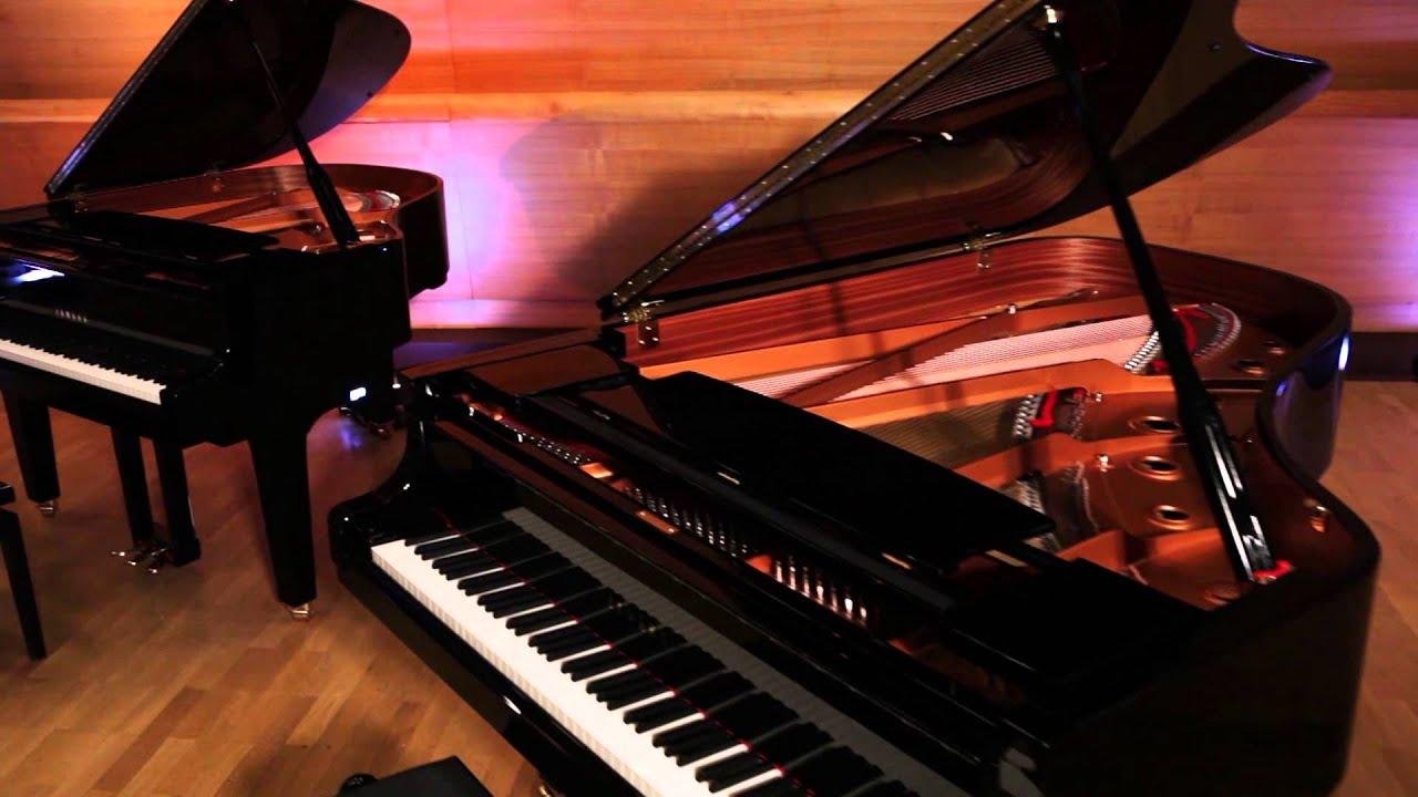 Yamaha cx series youtube for Yamaha pianos dc