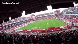 Independiente 3-0 Colon | la hinchada