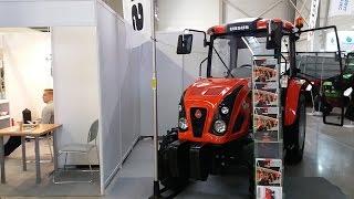 Ursus C-350 i Steyr 4085 kompakt- prezentacja i opis ciągników podczas TSW 2017