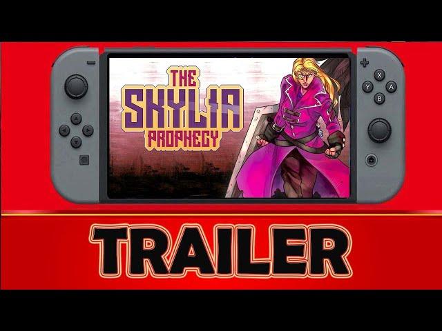 The Skylia Prophecy Nintendo Switch