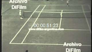 DiFilm - South African Open Tennis Championships 1970