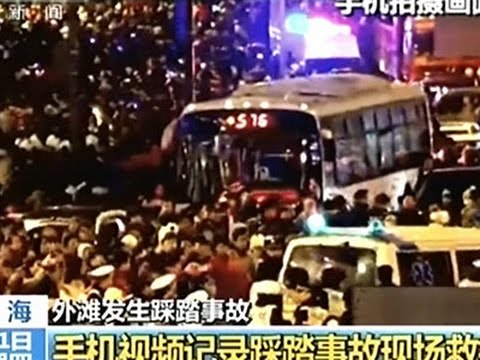 Questions Surround Deadly Shanghai Stampede