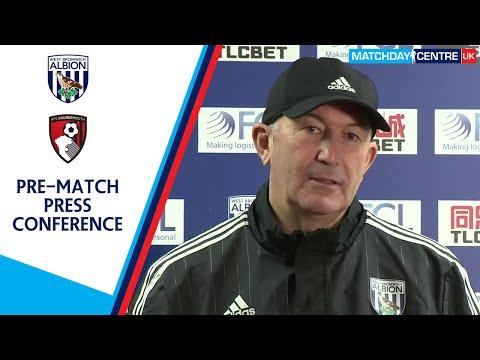 Tony Pulis Pre-Bournemouth Match Press Conference