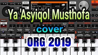 Ya 'Asyiqol Musthofa cover ORG 2019