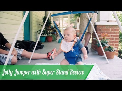 Jolly Jumper with Super Stand Review ||