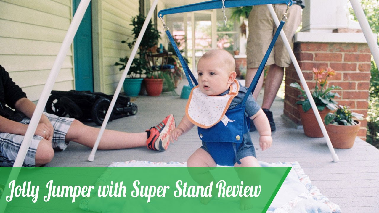 b349d7a60 Jolly Jumper with Super Stand Review