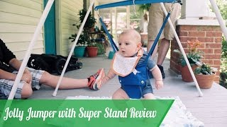 jolly jumper with super stand review jolly jumper with super stand review best baby jumper