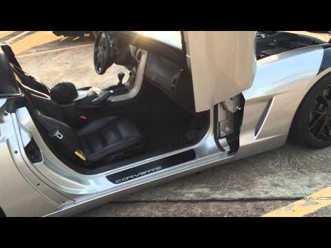 Corvette C6 Lambo doors
