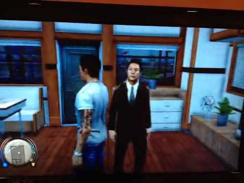 Sleeping Dogs Valet Guy Follows Wei Home