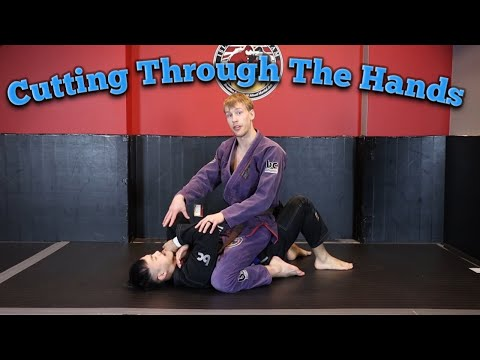 BJJ Conceptual Basics - How to Deal with the Hands in Mount