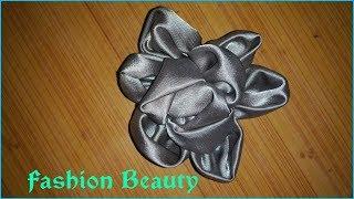 Easy Silk flower Handmade Fabric Handmade Flowers (Handcrafted by Fashion Beauty)