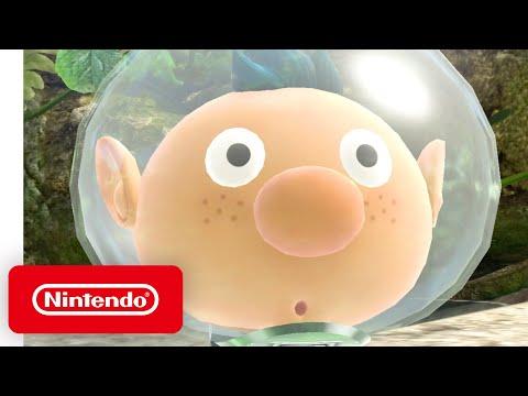 Pikmin 3 Deluxe - Demo Trailer - Nintendo Switch