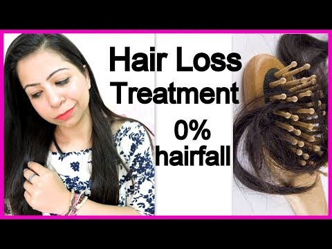 How to Stop Hair Fall for Men & Women In Hindi | 100% Natural Hair Loss Treatment | Fat to Fab