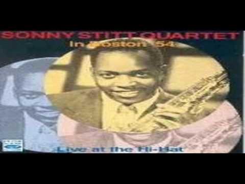 sonny stitt baritone blues live