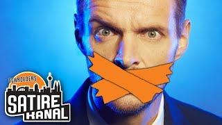 Florian Schroeder: Meinungsfreiheit 4.0 – Einfach mal die Klappe halten