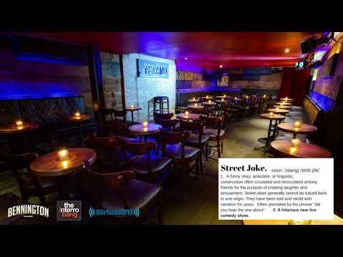 Bennington's Street Jokes: Anthony Cumia, Sam Roberts, Adam Ferrara, Aaron Berg