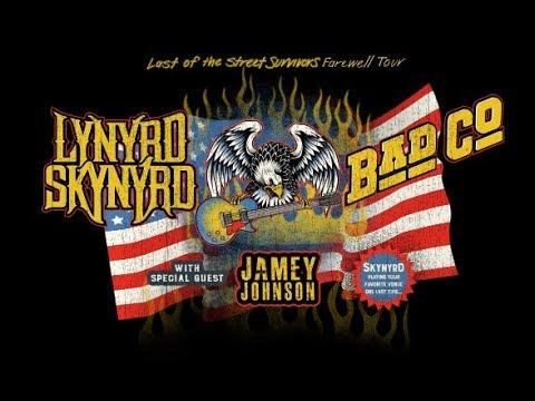 LYNYRD SKYNYRD - Full Show - St. Paul MN 10-5-18