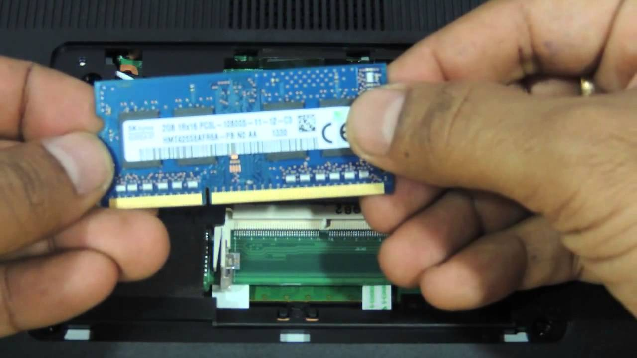 Hp Pavilion 15 14 N Series How To Upgrade Memory Ram Laptops Do It Yourself Easy And Quick Youtube
