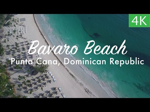 Bávaro Beach, Punta Cana, Dominican Republic 2016 - 4K Aeriel Footage and Tips - Phantom 4 Drone