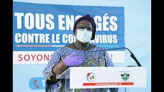 Covid-19 : point de situation en Côte d'Ivoire au dimanche 29 mars 2020