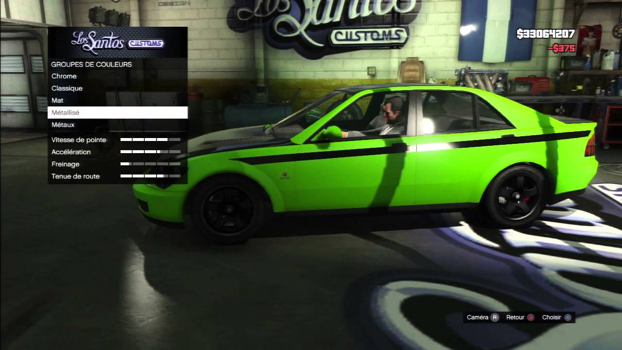 gta 5 how to make a drift car