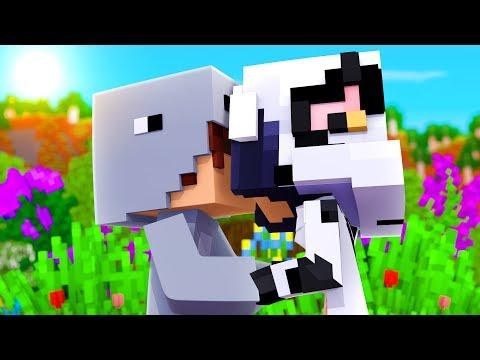 TRUTH OR DARE! | Play Barn | Minecraft School Roleplay