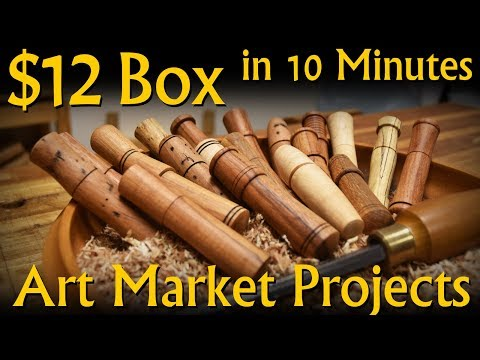 Turn a $12 Box in 10 Minutes - The EDC Box