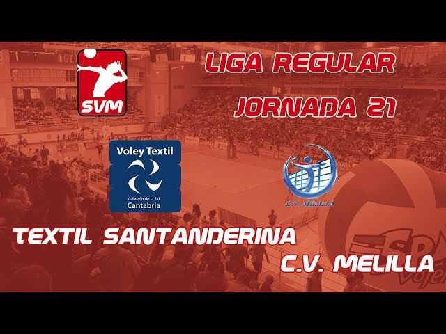 Textil Santanderina vs Melilla