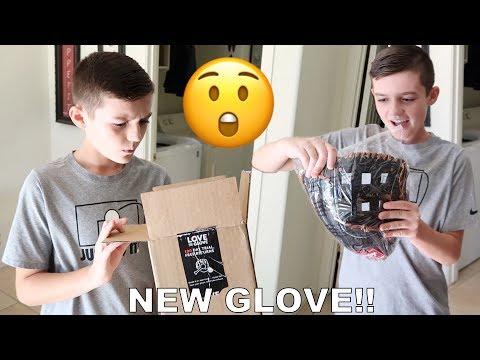 New Baseball Glove