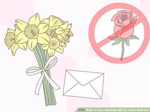 How To Pick A Birthday Gift For New Girlfriend