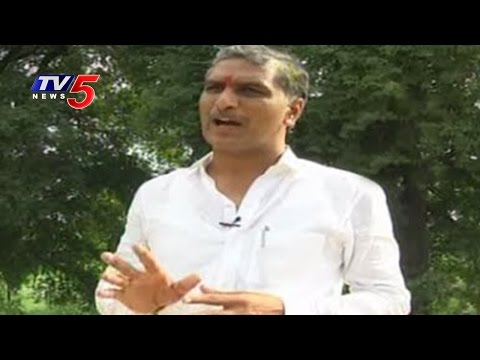 TRS Harish Rao Gives Clarity On  Abolition Of Thotapalli Reservoir | TV5 News