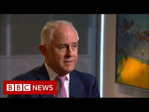 Australia fires: Turnbull accuses Scott Morrison of 'misleading' nation - BBC News