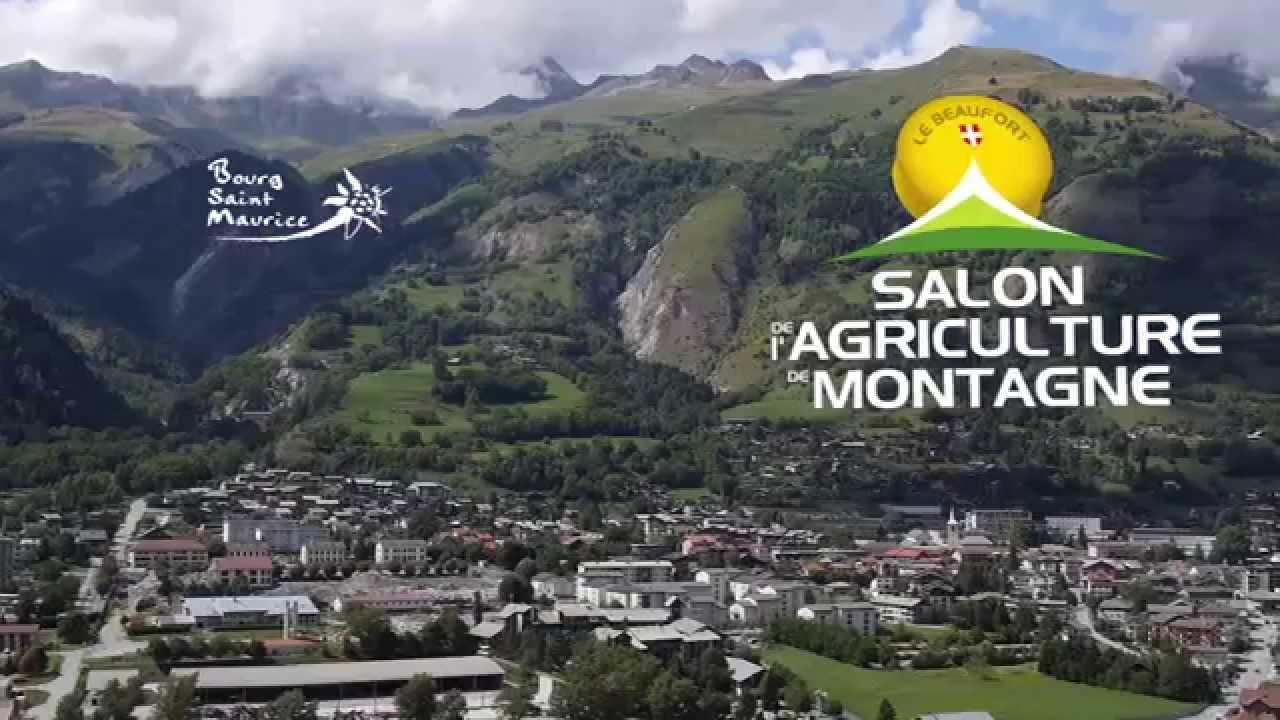 Le salon de l 39 agriculture de montagne 3 dition youtube - Salon de l agricuture ...