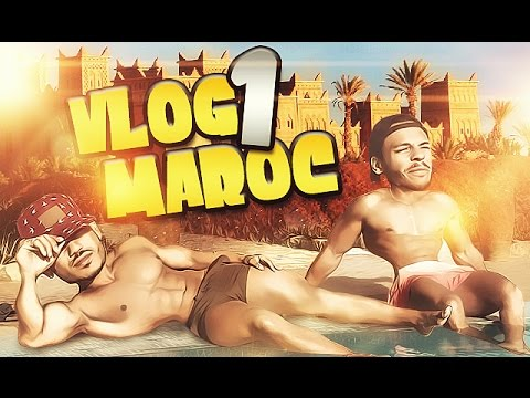 Alex & PJ au MAROC - Coaching Village Vlog #1