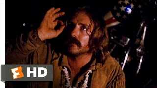 Easy Rider (3/8) Movie CLIP - Unidentified Flying Object (1969) HD