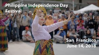 Philippine Independence Day Festival - San Francisco June 2018