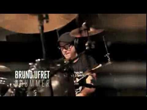 Usher-Hey Daddy (Drum Cover) - Bruno Ufret