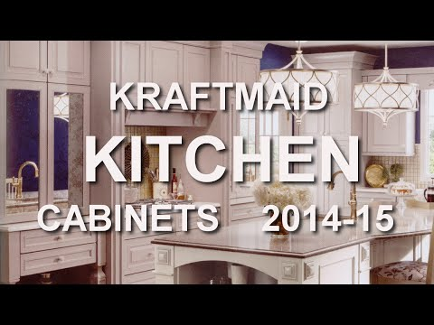 KRAFTMAID Kitchen Cabinet Catalog 2014-15 At HOME DEPOT