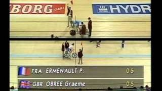 1993 track cycling world championships men s individual pursuit