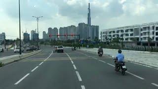 Trung Tâm Thủ Thiêm, Trung Tâm Sài Gòn, ngày 20.08.2018