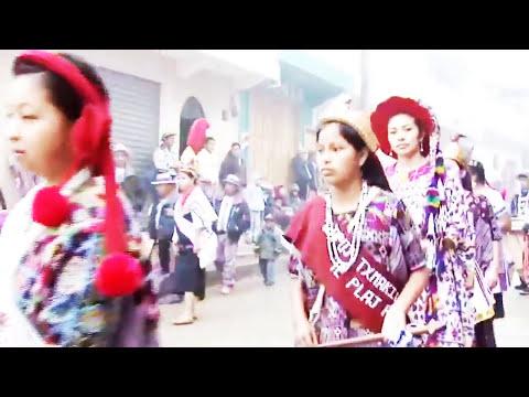 Fiesta De Todo Santos Cuchumatan Y Marimba HD