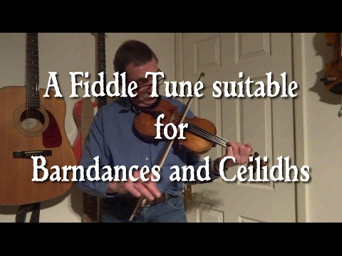 The Rakes of Mallow - Fiddle tune for a Barndance or Ceilidh