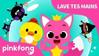 Au Revoir, Virus ! | #BabyShark HandWashChallenge | Pinkfong ! @Baby Shark Official