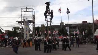 2012年石垣市出初式