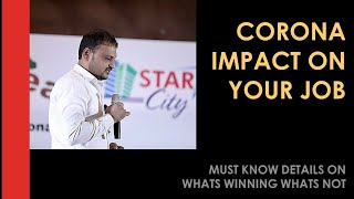 Corona Impact On Your Job - Webinar