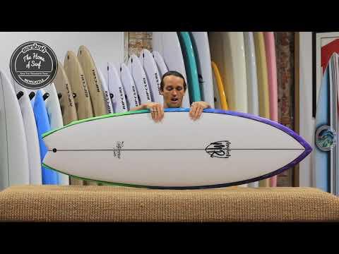 Sanbah.com Review - The Lost Mayhem & MR 'Mark Richards' California Twin Surfboard