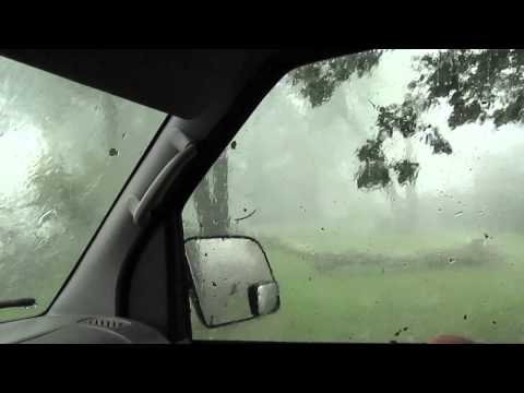 Bad Weather Storm Shear Winds or Tornado Trees Down on my Vehicle Tennessee