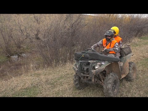 Better Whitetail Hunting: 5 Ways Your UTV/ATV Can Help