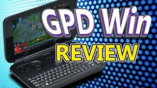 GPD Win REVIEW!