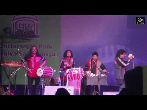 A mesmerizingBengali Folk Ensemble by 'Dohar' .